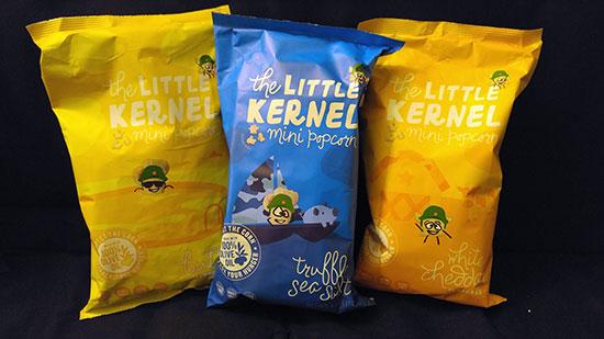 Taste Test: The Little Kernel Mini Popcorn