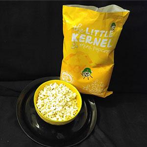 Little Kernel Mini Popcorn White Cehddar
