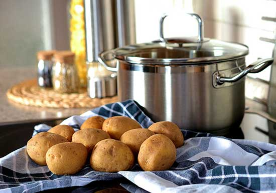home cooking - potatoes