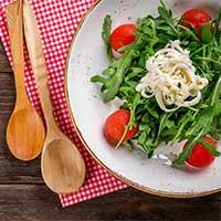 home cooking - salad