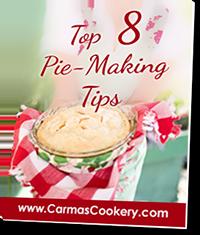 Top 8 Pie-Making Tips