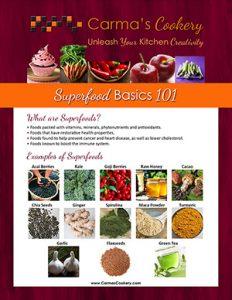 Superfood Basics 101