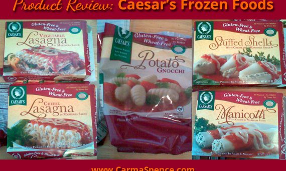 Caesar's Frozen Italian Food