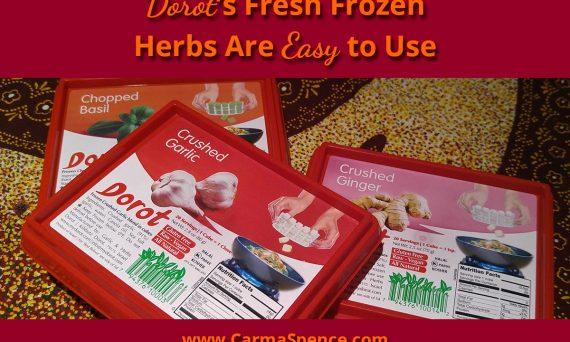 Dorot's Fresh Frozen Seasoning