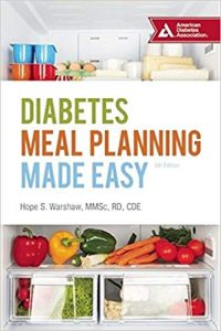 Diabetes Meal Planning Made Easy cover