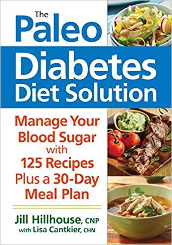 The Paleo Diabetes Diet Solution cover