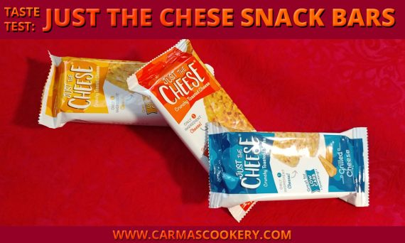 Just the Cheese: Taste Test