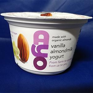 AYO vanilla almondmilk yogurt