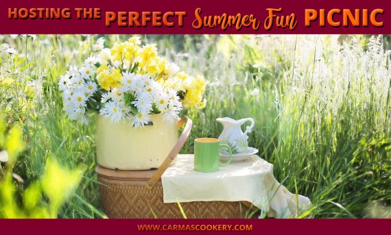 Hosting the Perfect Summer Fun Picnic