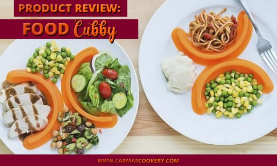 Product Review: Food Cubby