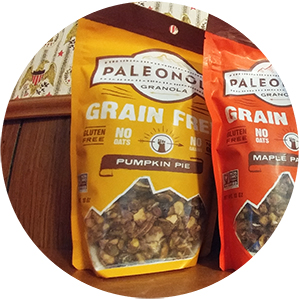 Paleonola Granola Grain Free, Pumpkin Pie