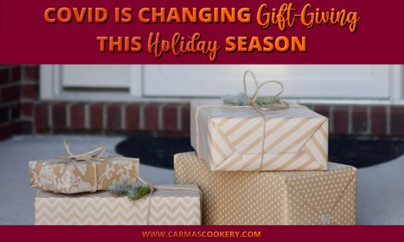 COVID Is Changing Gift-Giving this Holiday Season